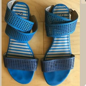 Splendid Evastone Strappy Sandals